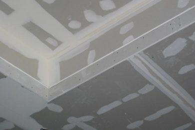 Облицовка стен и потолка гипсокартонными плитами
