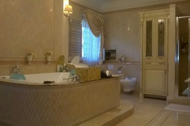 Установка ванн, душевых кабин, раковин, унитазов, смесителей